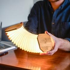 Smart accordion studio gingko baladeuse portable lamp  gingko g006bo  design signed nedgis 96438 thumb