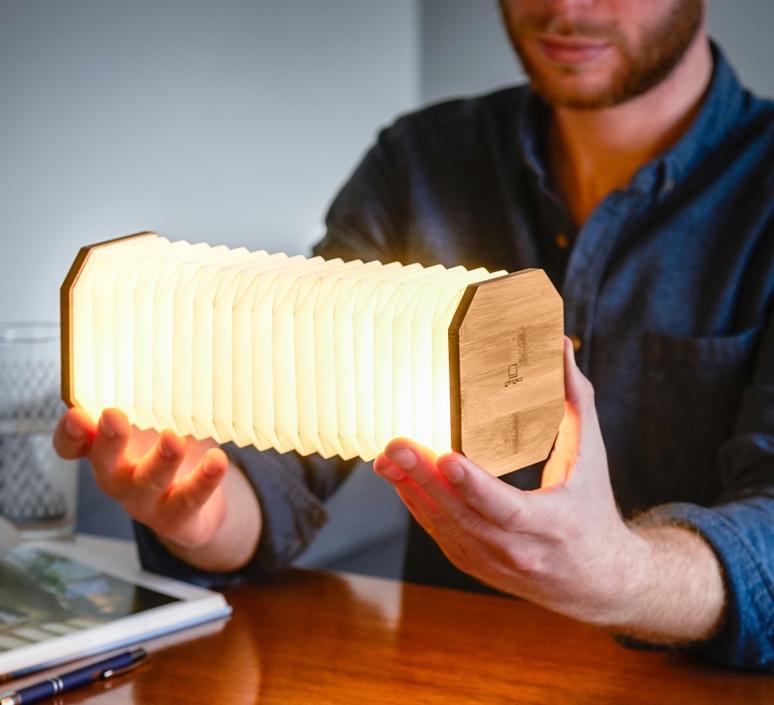 Smart accordion studio gingko baladeuse portable lamp  gingko g006bo  design signed nedgis 96440 product