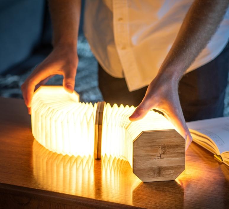 Smart accordion studio gingko baladeuse portable lamp  gingko g006bo  design signed nedgis 96441 product