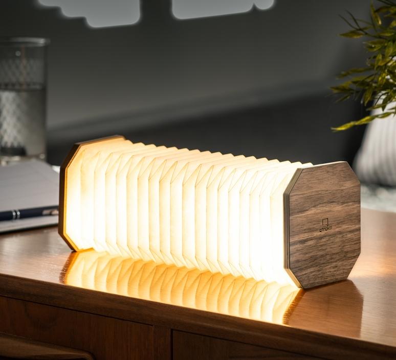 Smart accordion studio gingko baladeuse portable lamp  gingko g006wt  design signed nedgis 96429 product