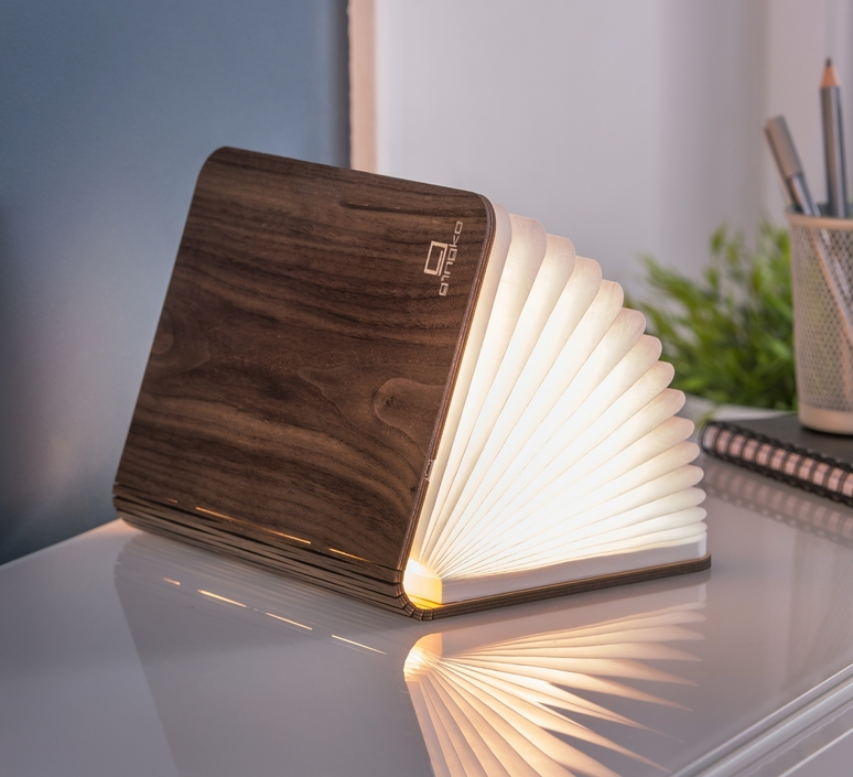 Smart book large studio gingko baladeuse portable lamp  gingko gk12w1  design signed nedgis 96768 product