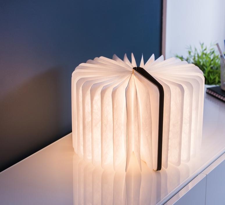 Smart book large studio gingko baladeuse portable lamp  gingko gk12w1  design signed nedgis 96770 product