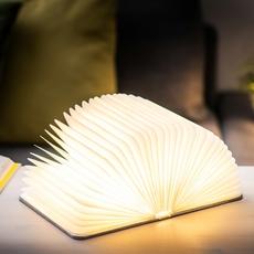 Smart book large studio gingko baladeuse portable lamp  gingko gk12f gy1  design signed nedgis 96704 thumb