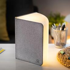 Smart book large studio gingko baladeuse portable lamp  gingko gk12f gy1  design signed nedgis 96705 thumb