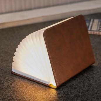 Baladeuse smart book large marron l17cm h21 5cm gingko 0703556205065 normal