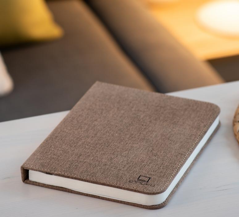 Smart book large studio gingko baladeuse portable lamp  gingko g012f bn1  design signed nedgis 96714 product