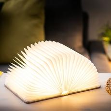 Smart book large studio gingko baladeuse portable lamp  gingko g012f bn1  design signed nedgis 96717 thumb