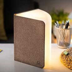 Smart book large studio gingko baladeuse portable lamp  gingko g012f bn1  design signed nedgis 96718 thumb