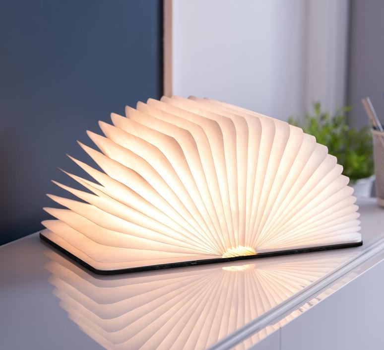 Smart book large studio gingko baladeuse portable lamp  gingko gk12l1  design signed nedgis 96743 product