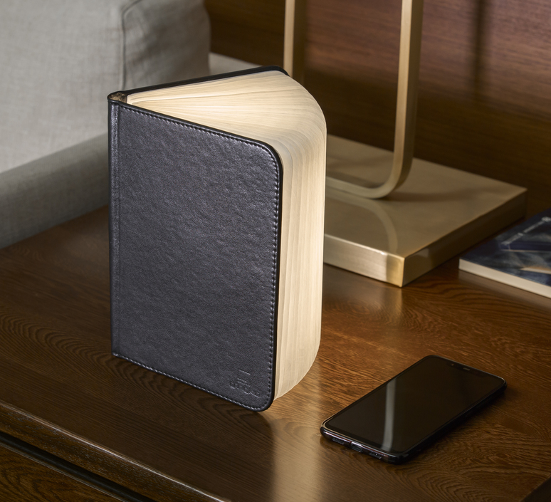 Smart book large studio gingko baladeuse portable lamp  gingko gk12l1  design signed nedgis 96746 product