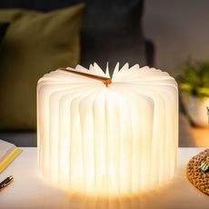 Smart book large studio gingko baladeuse portable lamp  gingko gk12f oe1  design signed nedgis 96709 thumb