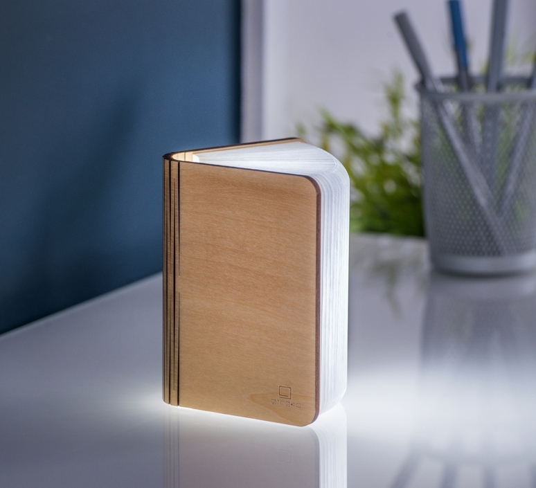 Smart book mini studio gingko baladeuse portable lamp  gingko gk12w3   design signed nedgis 96762 product