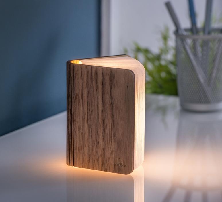 Smart book mini studio gingko baladeuse portable lamp  gingko gk12w8  design signed nedgis 96756 product