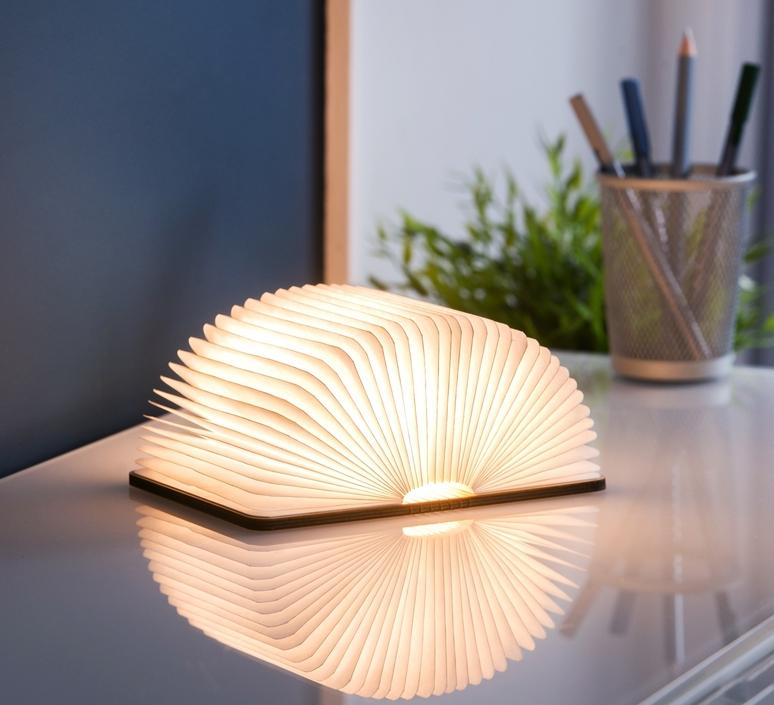 Smart book mini studio gingko baladeuse portable lamp  gingko gk12w8  design signed nedgis 96757 product