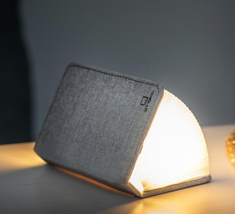 Smart book mini studio gingko baladeuse portable lamp  gingko gk12f gy8   design signed nedgis 96695 product
