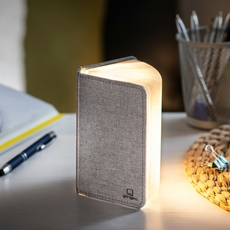 Smart book mini studio gingko baladeuse portable lamp  gingko gk12f gy8   design signed nedgis 96697 thumb
