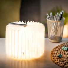 Smart book mini studio gingko baladeuse portable lamp  gingko gk12f gy8   design signed nedgis 96698 thumb