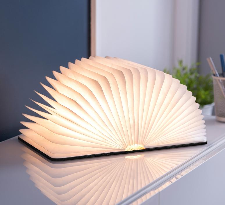 Smart book mini studio gingko baladeuse portable lamp  gingko gk12l8  design signed nedgis 96729 product