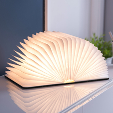 Smart book mini studio gingko baladeuse portable lamp  gingko gk12l8  design signed nedgis 96729 thumb