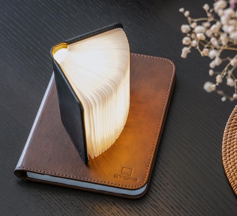 Smart book mini studio gingko baladeuse portable lamp  gingko gk12l8  design signed nedgis 96730 product
