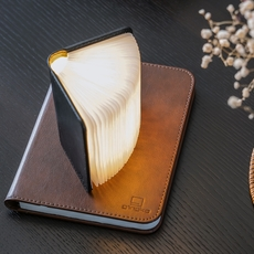 Smart book mini studio gingko baladeuse portable lamp  gingko gk12l8  design signed nedgis 96730 thumb