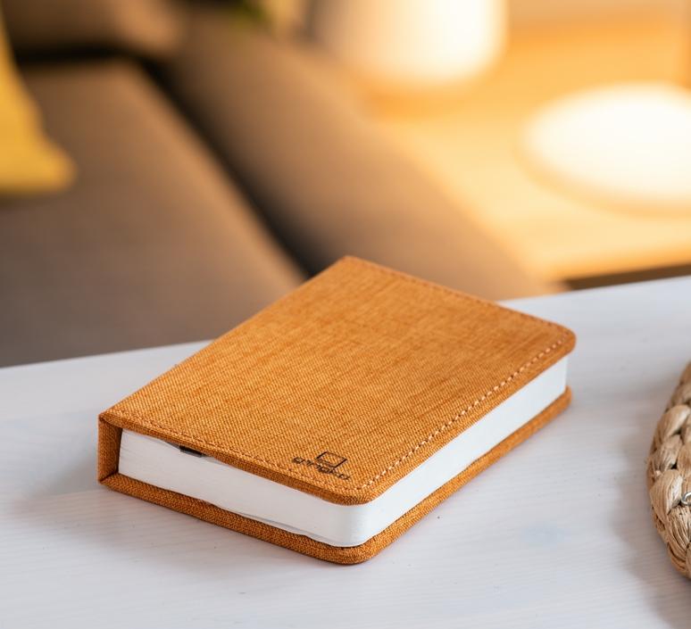 Smart book mini studio gingko baladeuse portable lamp  gingko gk12f oe8  design signed nedgis 96689 product