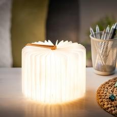 Smart book mini studio gingko baladeuse portable lamp  gingko gk12f oe8  design signed nedgis 96690 thumb