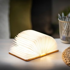 Smart book mini studio gingko baladeuse portable lamp  gingko gk12f oe8  design signed nedgis 96693 thumb