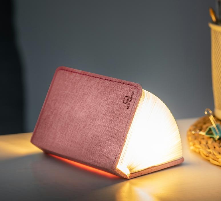 Smart book mini studio gingko baladeuse portable lamp  gingko gk12f pk8   design signed nedgis 96682 product