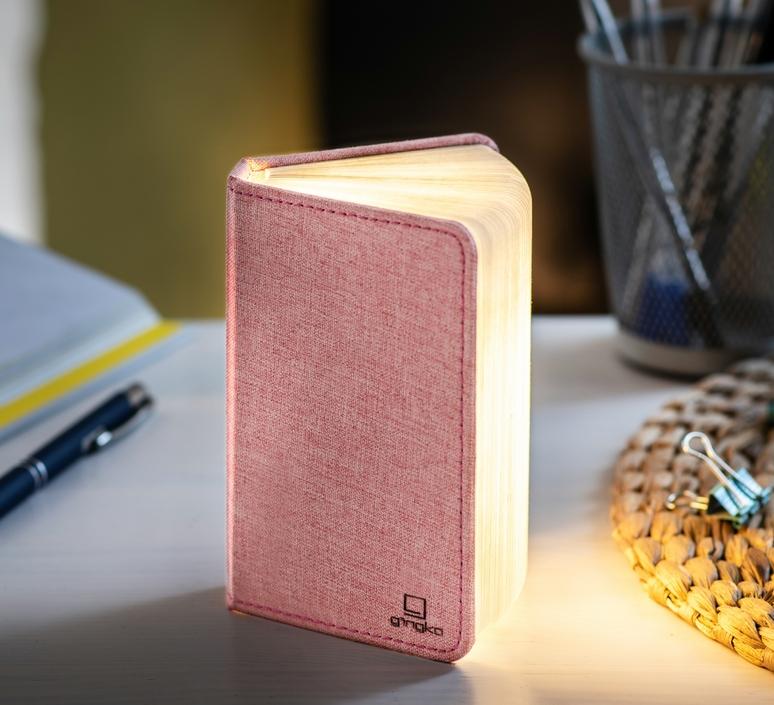 Smart book mini studio gingko baladeuse portable lamp  gingko gk12f pk8   design signed nedgis 96684 product
