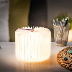 Smart book mini studio gingko baladeuse portable lamp  gingko gk12f pk8   design signed nedgis 96685 thumb