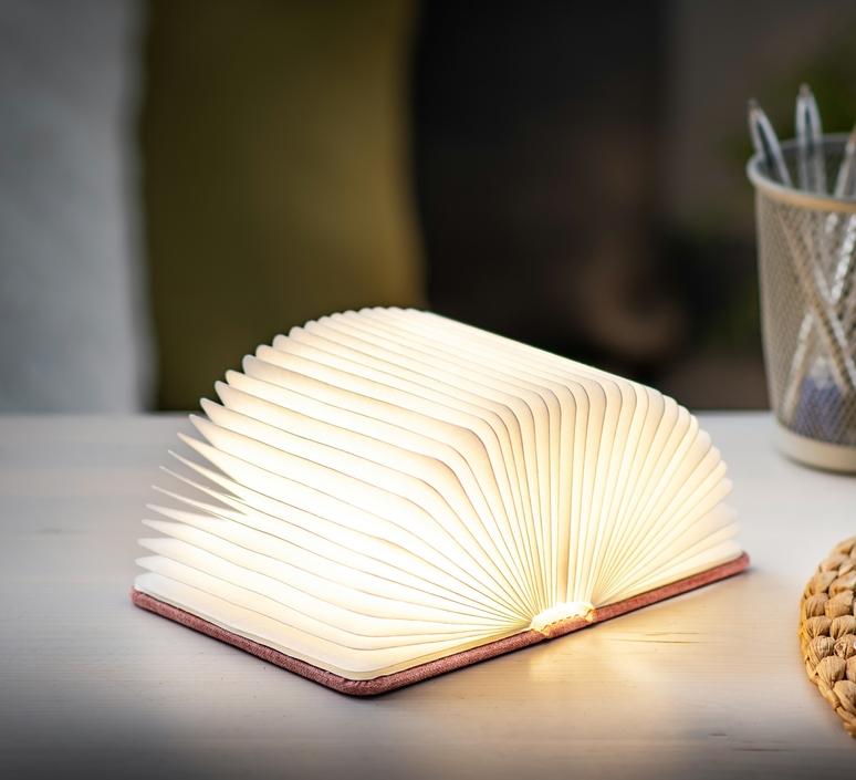 Smart book mini studio gingko baladeuse portable lamp  gingko gk12f pk8   design signed nedgis 96687 product