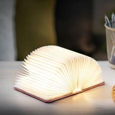 Smart book mini studio gingko baladeuse portable lamp  gingko gk12f pk8   design signed nedgis 96687 thumb