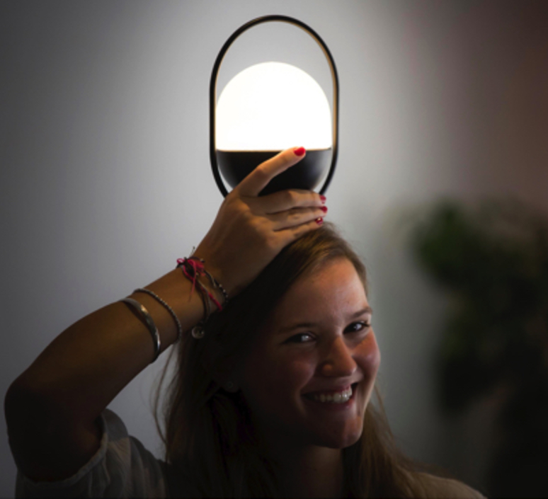 Take away nahtrang design baladeuse portable lamp  faro 01016  design signed 40275 product