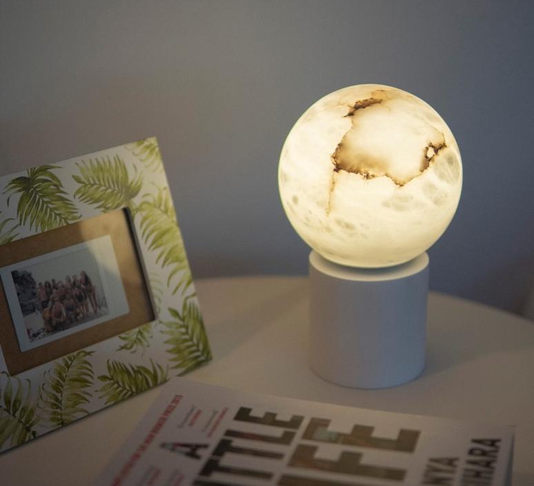 Tribeca usb jordi llopis baladeuse portable lamp  alma light 1810 011  design signed nedgis 115206 product
