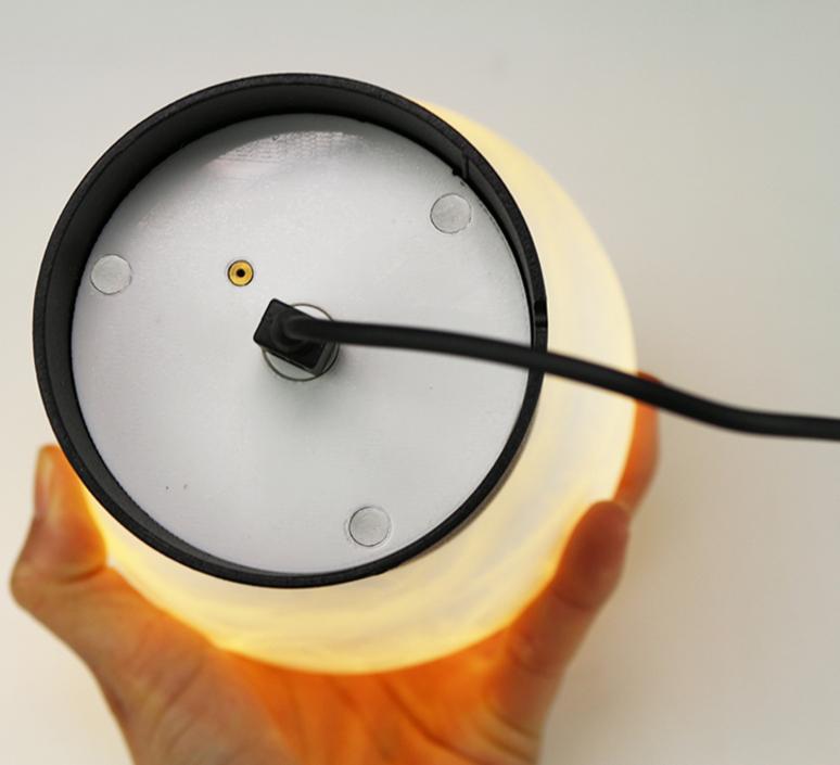 Tribeca usb jordi llopis baladeuse portable lamp  alma light 1810 018  design signed nedgis 115214 product