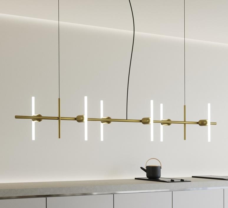 Lustre aeriel base samuel wilkinson base pour lustre base for chandelier  beem base lustre aeriel  design signed nedgis 83246 product