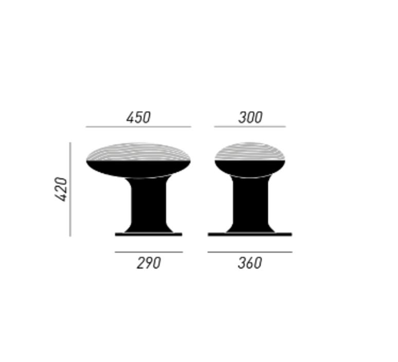 Bitta enzo berti borne landscape light  torremato t1e5  design signed 52191 product