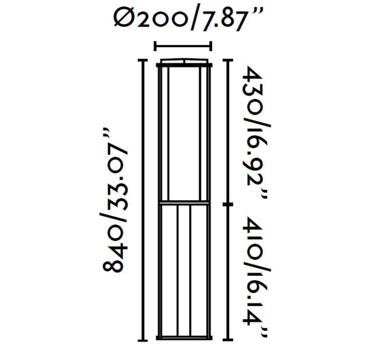 Cross manel llusca faro 74349 luminaire lighting design signed 15243 product