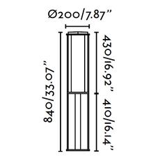 Cross manel llusca faro 74349 luminaire lighting design signed 15243 thumb