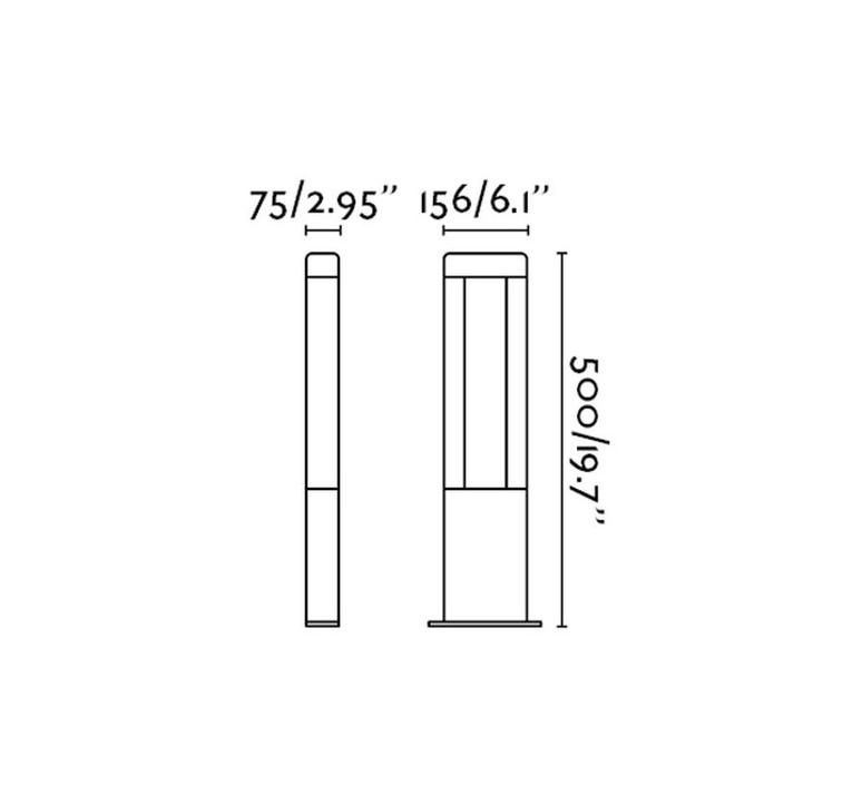 Nanda manel llusca borne landscape light  faro 71216  design signed 31636 product