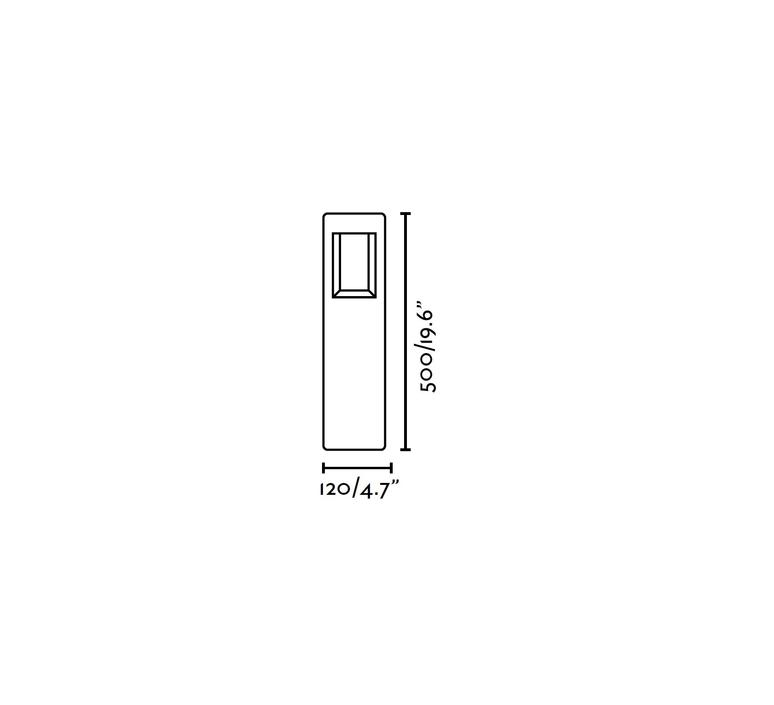 Naya estudi ribaudi  borne landscape light  faro 71199  design signed 31643 product