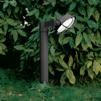 Borne out 42 anthracite led o22cm h42cm martinelli luce normal