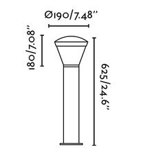 Shelby conillas design faro 75538 luminaire lighting design signed 22781 thumb