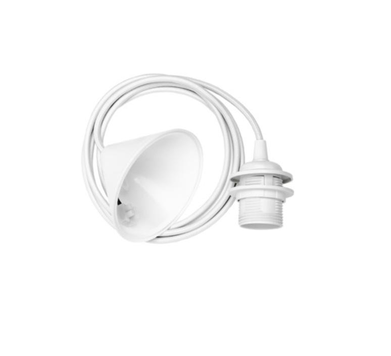 Cable pour suspension blanc 2m e27 led vita copenhagen 72455 product