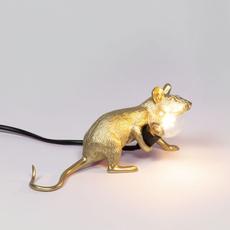 Mouse lie down marcantonio raimondi malerba lampe a poser table lamp  seletti 14943 gld  design signed nedgis 97843 thumb