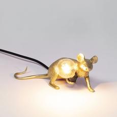 Mouse lie down marcantonio raimondi malerba lampe a poser table lamp  seletti 14943 gld  design signed nedgis 97847 thumb