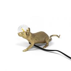 Mouse lie down marcantonio raimondi malerba lampe a poser table lamp  seletti 14943 gld  design signed nedgis 97849 thumb