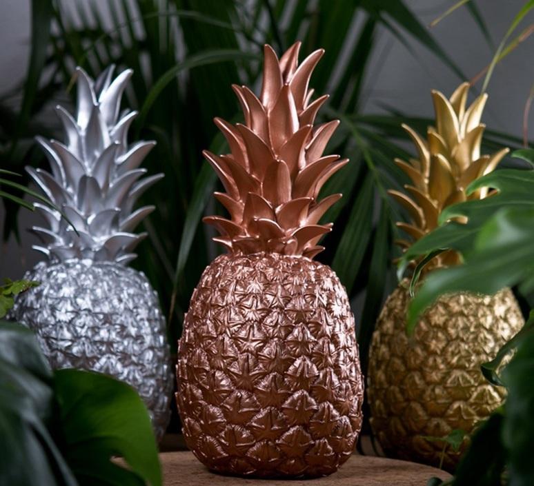 Ananas pina colada eva newton goodnight light pina colada bronze luminaire lighting design signed 60541 product