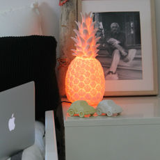 Ananas pina colada eva newton goodnight light pina colada rose pastel luminaire lighting design signed 60533 thumb